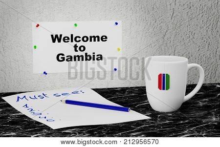 Welcome To Gambia