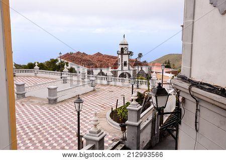 Church Of La Concepcion El Hierro