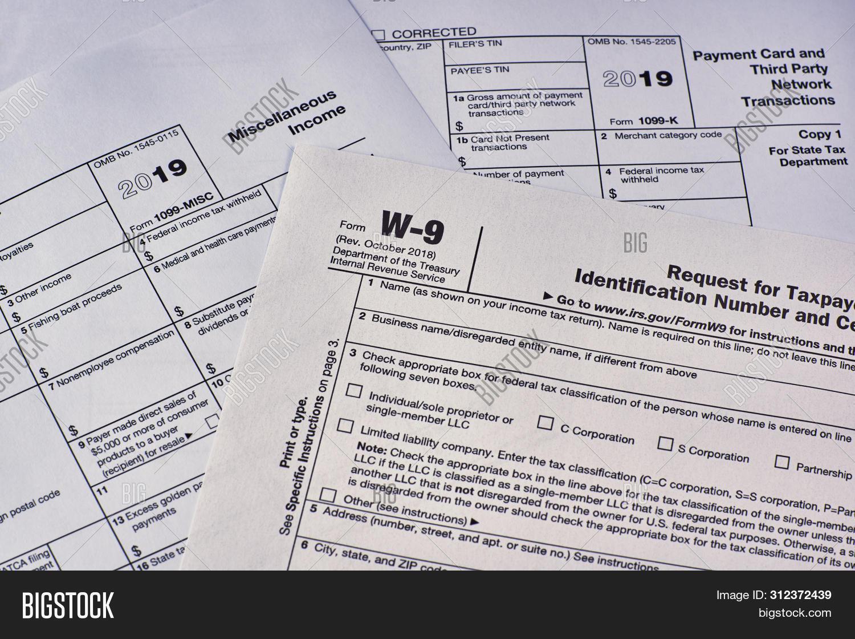 1099 form w 9  Tax Form W-16, 101616- Image & Photo (Free Trial) | Bigstock
