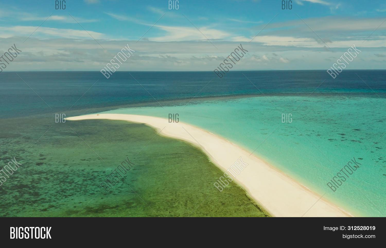 Sandy White Island Image Photo Free