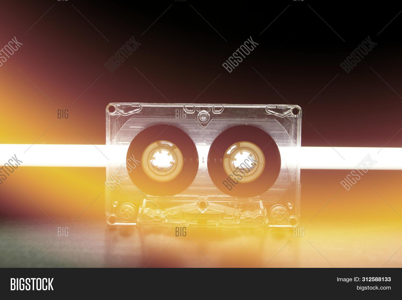 Audio Cassette Music Image Photo Free Trial Bigstock