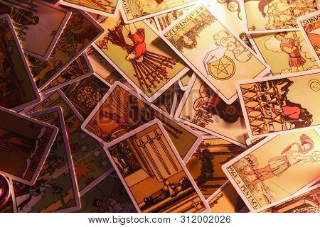 Tarot Cards For Tarot Readings Psychic As Well As Divination