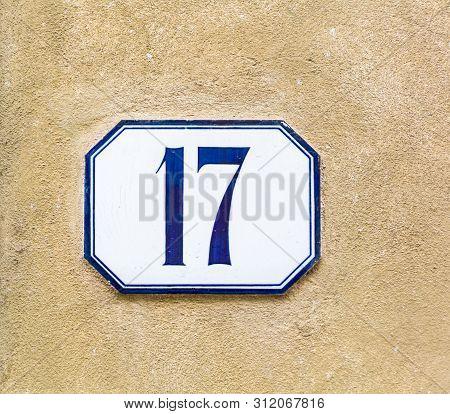 House Number Seventeen