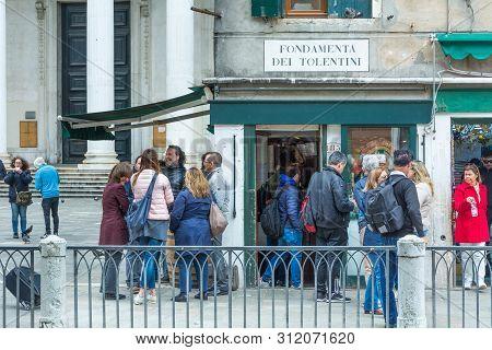 Eatery In The Quarter Fondamenta Dei Tolentini