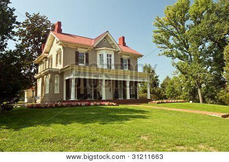 Frederick Douglass Home