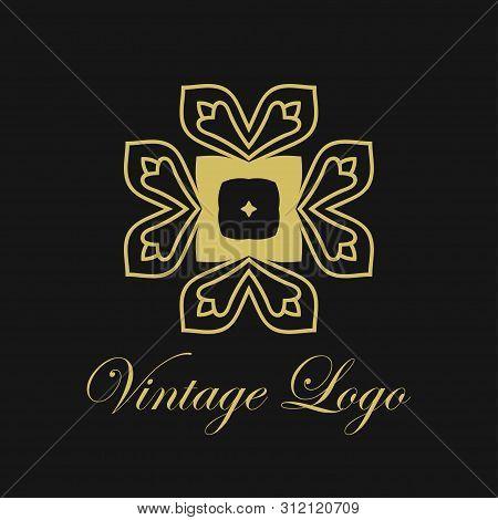 Vector Ornament Logo Vector Photo Free Trial Bigstock