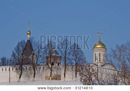 Nativity of Mary Orthodox monastery