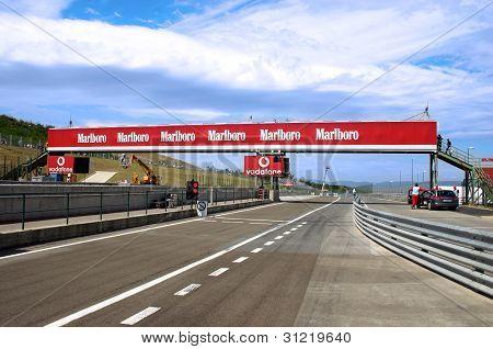 Formula 1 circuit