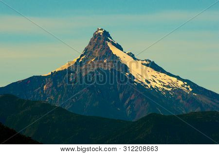The Volcano Of Corcovado - Southern Chile