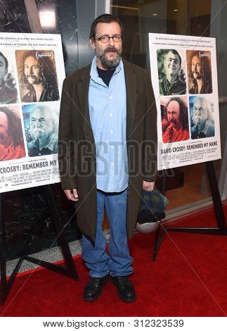 LOS ANGELES - JUL 18:  Judd Nelson arrives for the 'David Crosby: Remember My Name' Los Angeles Premiere on July 18, 2019 in Hollywood, CA