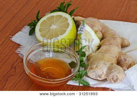 Sore Throat Remedy Ingredients