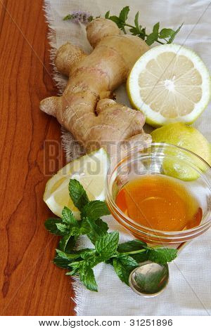 Sore Throat Remedy Ingredients