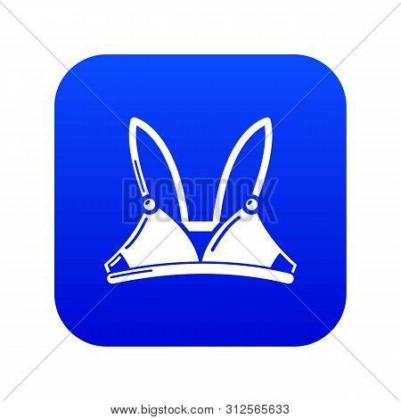 Brassiere Concept Icon. Simple Illustration Of Brassiere Concept Vector Icon For Web