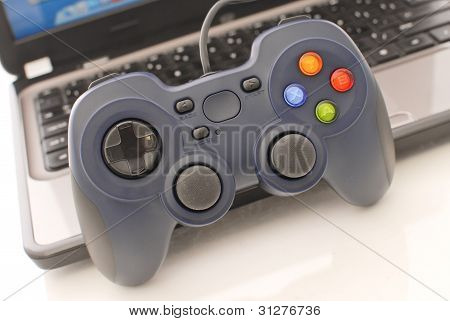 Computer Video Game Controller