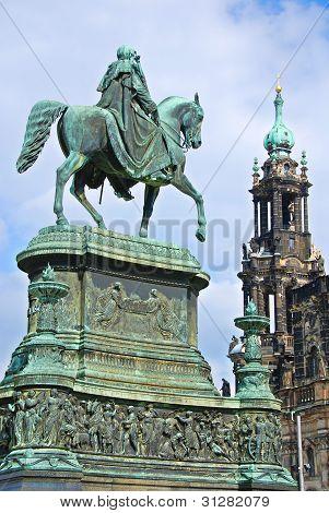 King John of Saxony
