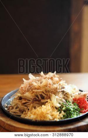 Japanese Cuisine, Fried Noodles Yakisoba