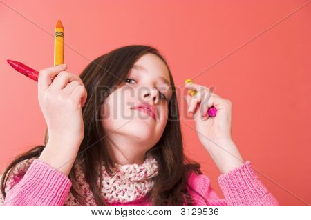 Crayon Advertisment