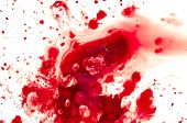 Abstract blood background pattern health red bleed poster