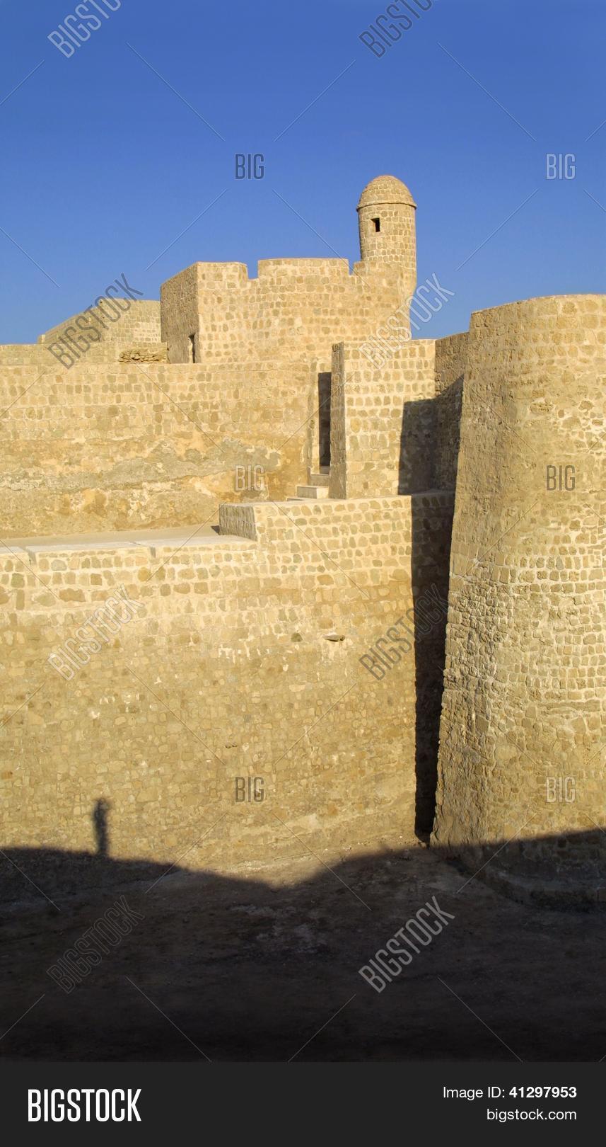 Bahrain Fort Image & Photo (Free Trial) | Bigstock