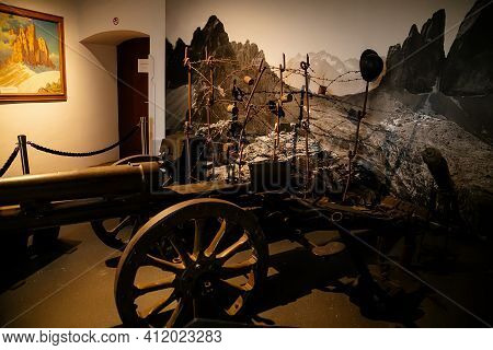 Rainer Museum Of The Former Salzburg House Regiment, Imperial And Royal Infantry Regiment Archduke R