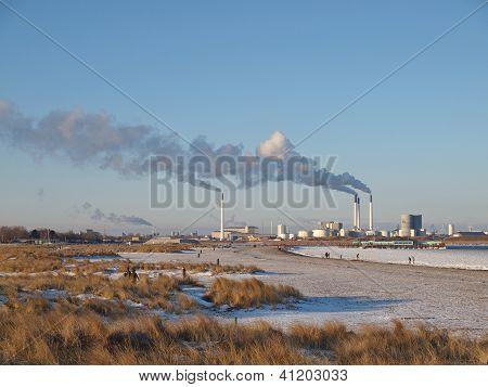 Amager Power Station Copenhagen