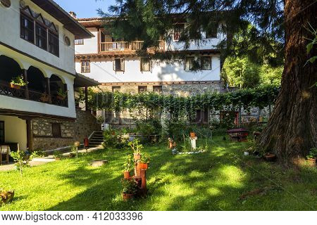 Medieval Osenovlag Monastery Dedicated To Saint Mary, Known As Seven Thrones Monastery, Sofia Region