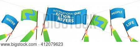 International Day Of Action Against Dams And For Rivers, Water And Life.