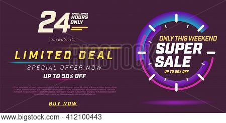 Only This Weekend Limited Deal Special Super Sale Offer. Now To Buy With Up To 50 Percent Off Only 2
