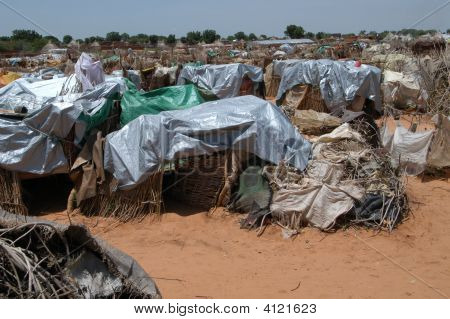 Darfur Shelters