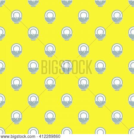 Seamless Pattern With Coconut, Coconut Milk For Cosmetics And Care Products. Glamour Fashion Vogue S