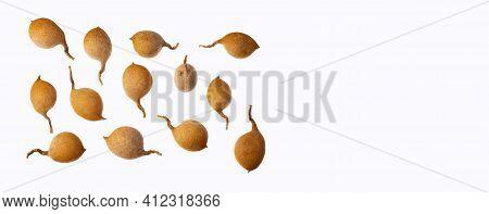 Sweet Organic Ripe Tamarind - Tamarindus Indica