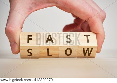 The Concept Is Fast And Slow As Opposed To And Changes