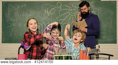 Practical Knowledge. Elementary School Clubs List And Themes. School Club Education. Chemistry Theme