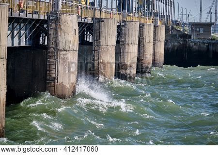 Novosibirsk Hydroelectric Power Plant is a hydroelectric power station on the Ob River. The only hydroelectric power station on the Ob River