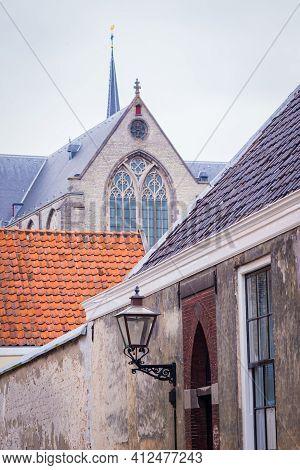Saint Peters Church, Pieters Kerk, Leiden, The Netherlands