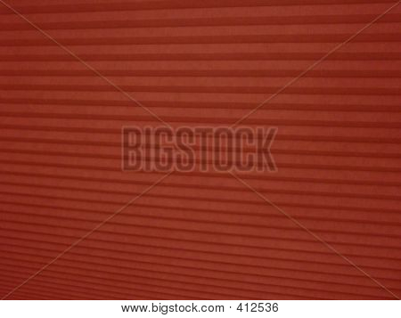 Accordian Texture Red
