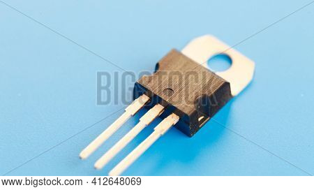 semiconductor transistor high quality photo