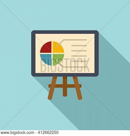 Affiliate Marketing Banner Icon. Flat Illustration Of Affiliate Marketing Banner Vector Icon For Web