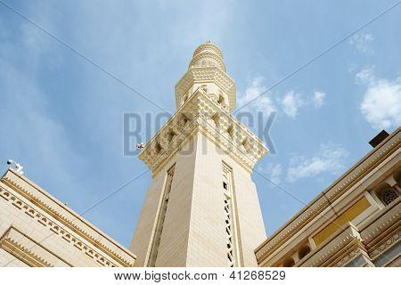 Islamic Holy Place at Medina