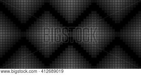 Abstract Textures Dark Backgrounds Colors Black, With Tiles Model Or Rectangle Shape Seamless Patter