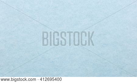 Blue Paper. Paper Texture Or Paper Background. Seamless Paper For Design. Closeup Paper Texture. Abs