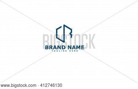 Dr Logo Design Template Vector Graphic Branding Element.