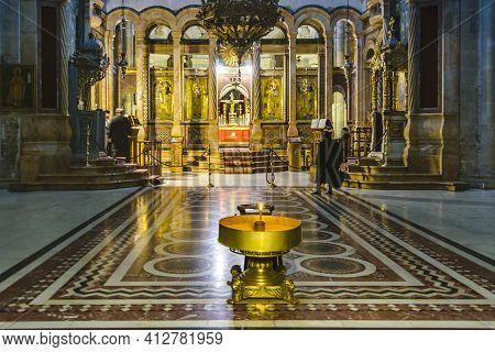 Holy Sepulchre Church, Jerusalem