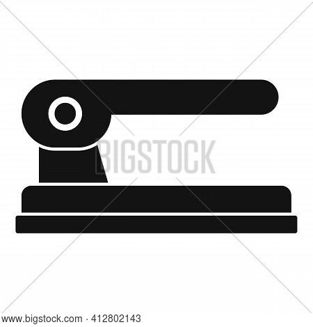 Hole Punch Stapler Icon. Simple Illustration Of Hole Punch Stapler Vector Icon For Web Design Isolat