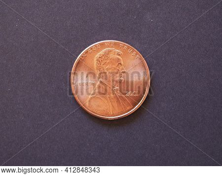 1 Cent Coin, United States