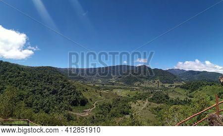 Mirador La Gota Bajos Del Toro Costa Rica