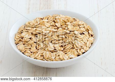 Nutrition Old-fashioned Oats The Perfect Addition To Your Healthy Breakfast.