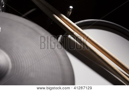 Close Up Drums