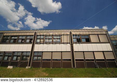 School Building As A Public Building