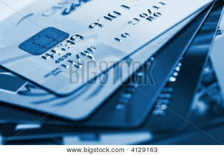fine image of credit card background detail poster